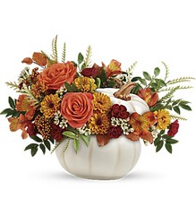 Teleflora's Enchanted Harvest Bouquet from Mona's Floral Creations, local florist in Tampa, FL