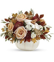 Teleflora's Harvest Charm Bouquet from Mona's Floral Creations, local florist in Tampa, FL