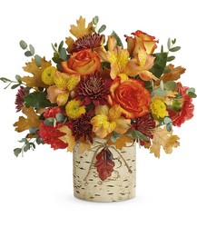 Autumn Colors Bouquet from Mona's Floral Creations, local florist in Tampa, FL
