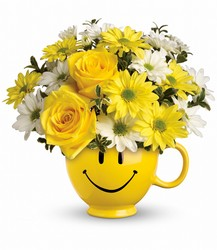 Be Happy  from Mona's Floral Creations, local florist in Tampa, FL